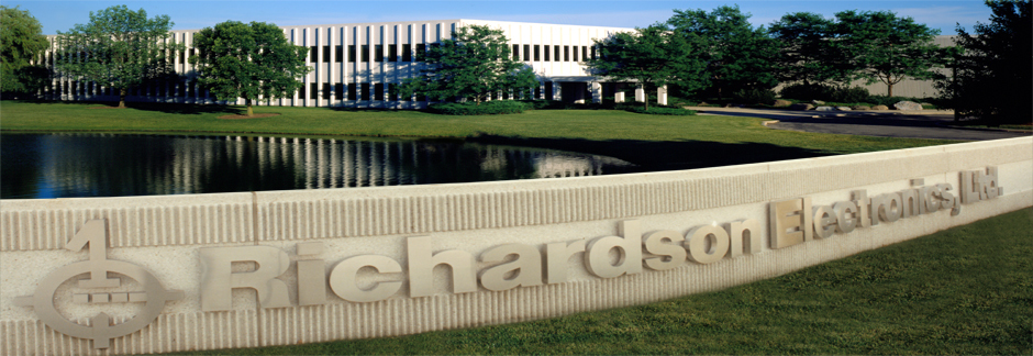 Founded in 1947, Richardson Electronics, Ltd. (NASDAQ: RELL) has a rich and unique history of engineering, manufacturing and distributing power grid and microwave tubes and related consumables, and customized display solutions.