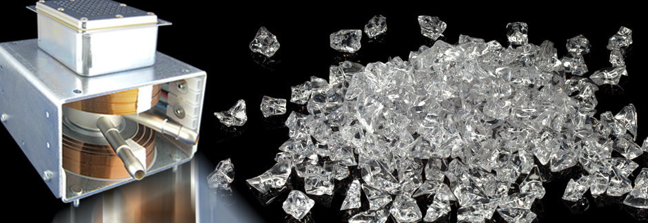 Used in the manufacturing of synthetic diamonds