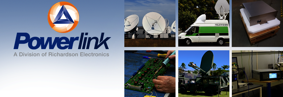 Powerlink provides service, repair and technical support for High Power Amplifiers